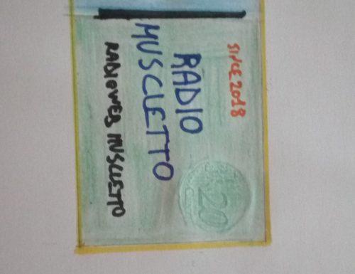 Aiutate Radio Muscletto è urgente