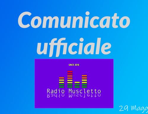 Radio Muscletto in estate si riprende….
